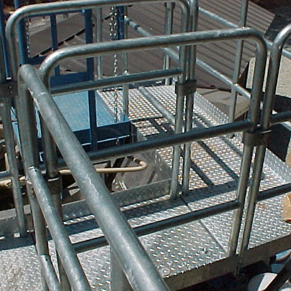 steel work platforms