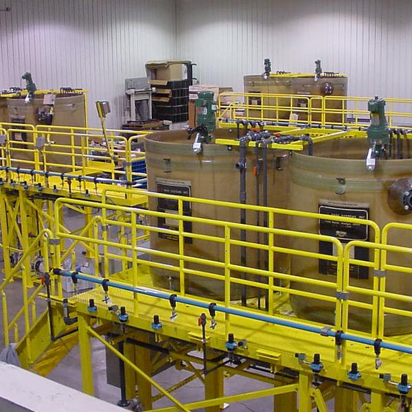 custom work platforms