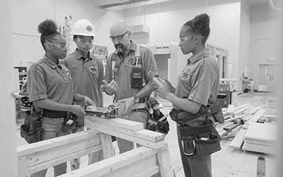 EmpoWWering the Next Generation of Construction Leaders: The ROC