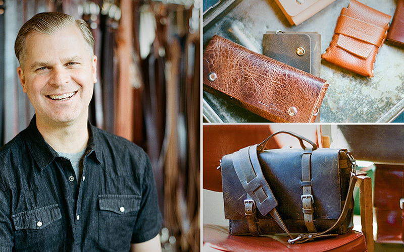 How to Maximize Creativity (and Make Great Leather Bags)