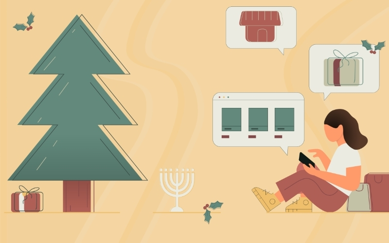 Holidays 2021 and the E-Commerce Landscape