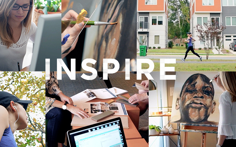 Inspire Video Series: Painting the World