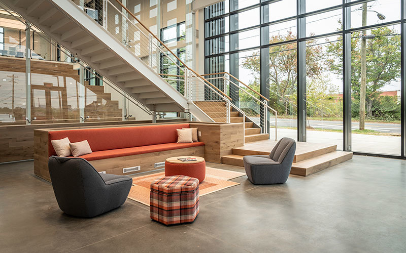 Wray Ward Opens the Doors of Its New Office, Bringing Growing Agency's Collaboration Spaces and Production Studios Under One Roof