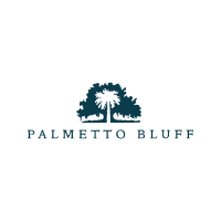 Palmetto Bluff logo Blue CMYK