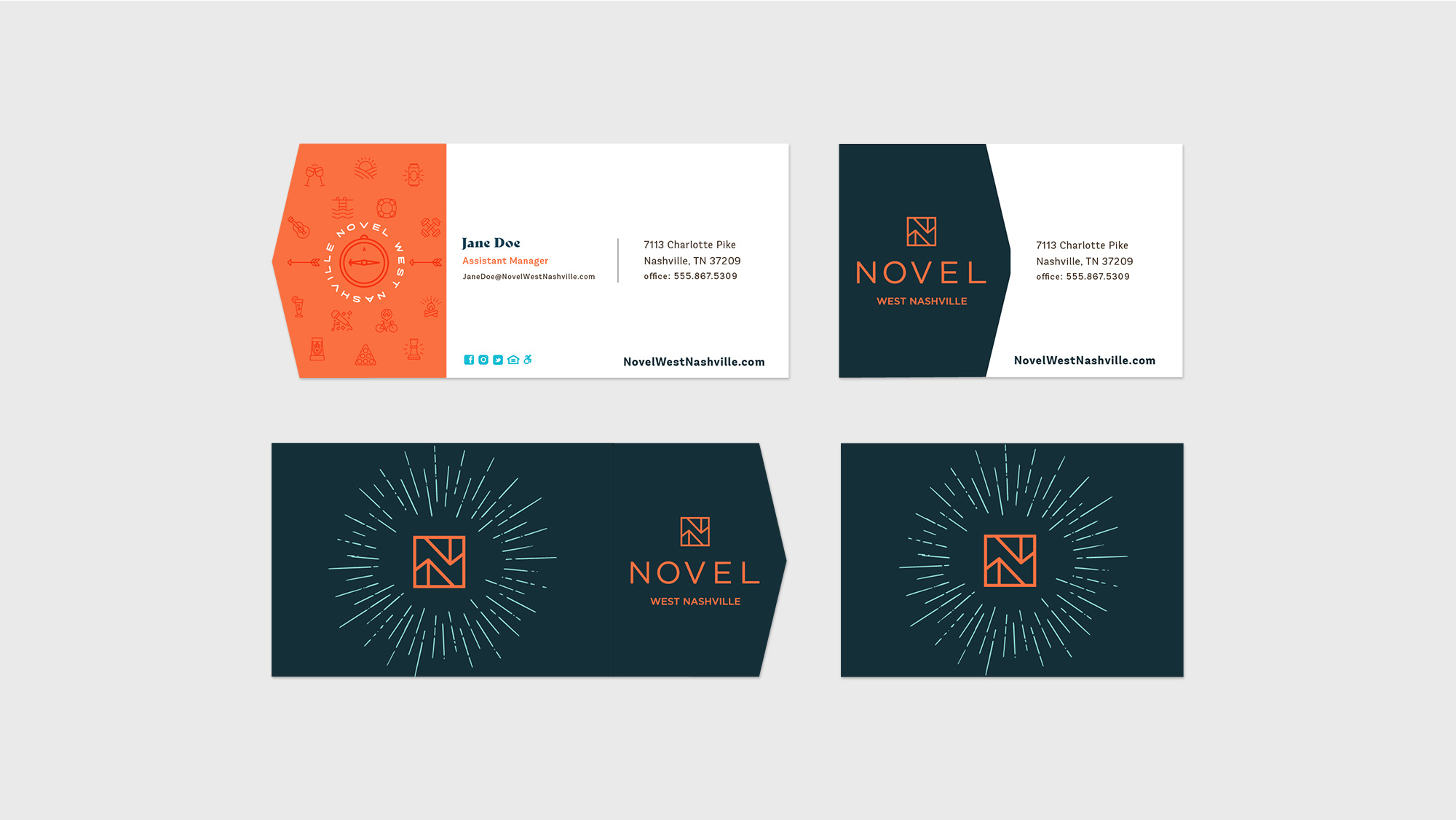 0002 Collateral Business Card