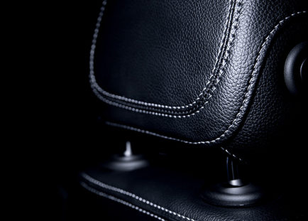 When it comes to luxury and performance, it's all in the details.