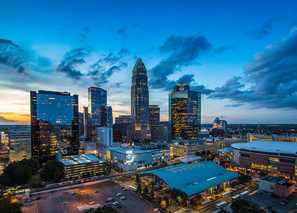 Revealing the soul of the Queen City with stunning photography for CRVA.