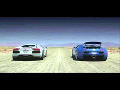 Lamborghini  Aventador <b>VS</b> Bugatti  Veyron