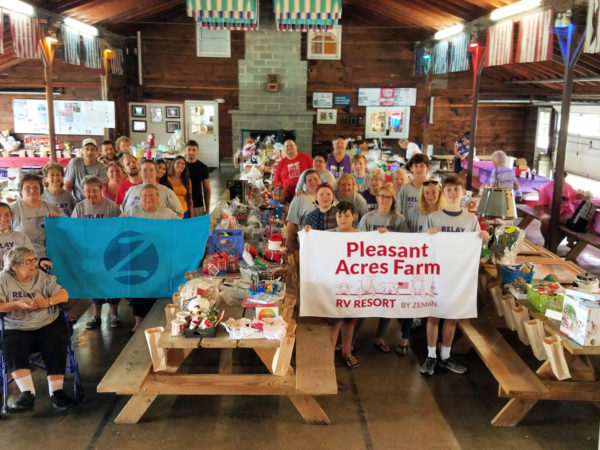 Tricky Tray at Pleasant Acres
