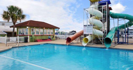 Johnny's Lakeside RV Resort